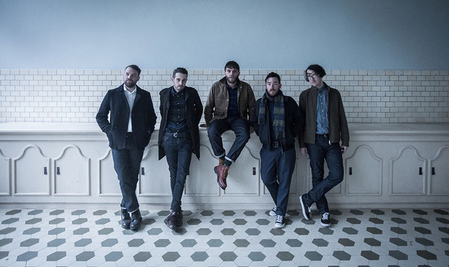 Frightened Rabbit talk new album 'Painting Of A Panic Attack'