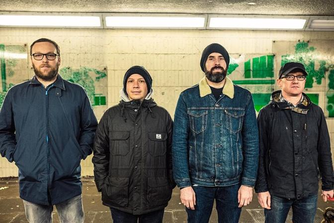Mogwai's Stuart Braithwaite talks 'Atomic'