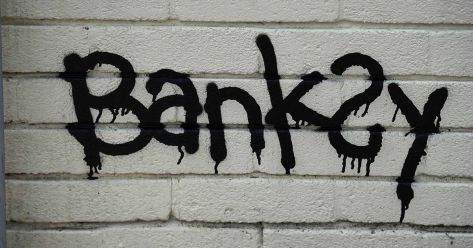 BANKSY: HOW THE WORLD'S MOST ELUSIVE 'ARTIST' MAY IN FACT BE 'ARTISTS'. |  transmissionglasgow @glasgowmixtape