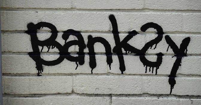 BANKSY: HOW THE WORLD'S MOST ELUSIVE 'ARTIST' MAY IN FACT BE 'ARTISTS'.