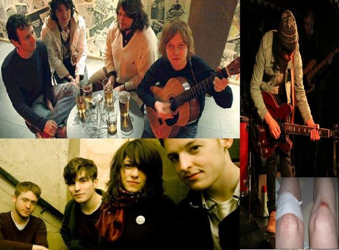 Gone, but not forgotten. 4 of the best bands to come out of Glasgow